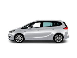 Установка ГБО на Opel Zafira 1.8 125Hp