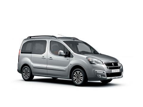 Установка ГБО на Peugeot Partner Tepee 1.4/1.6/1.8 Днепр