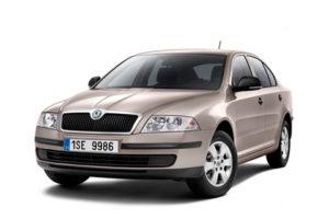 Установка ГБО на Skoda Oktavia 1.8 turbo 150 Hp Днепр