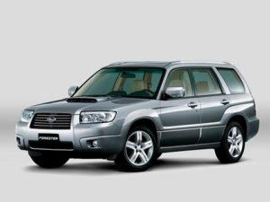 Установка ГБО на Subaru Forester 2.0 125 Hp