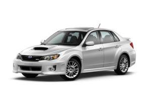Установка ГБО на Subaru Impreza ( Субару Импреза) 2.0 160 Hp