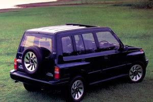 Установка ГБО на Suzuki Crand Vitara ( Сузуки Гранд Витара ) 2.4 169Hp