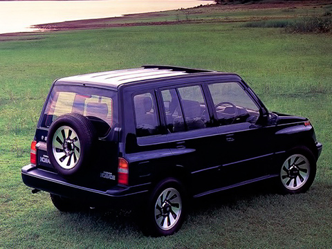 Установка ГБО на Suzuki Grand Vitara XL-7 2.7 172Hp V6