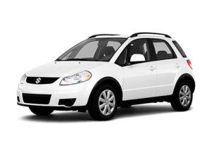 Установка ГБО на Suzuki SX4 1.5, 1.6 (1nd generation) 2006 - 2013