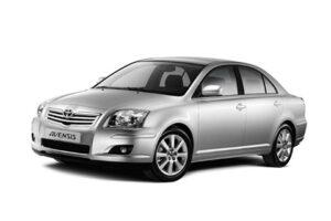 Установка ГБО на Toyota Avensis (Тоета Авенсис) 3 generation 1.6 Днепр