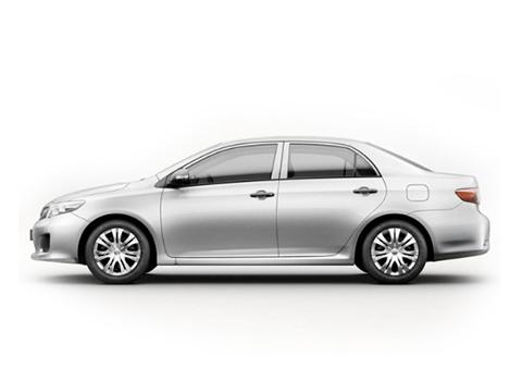 Установка ГБО на Toyota Corolla (Тойота Королла) 1.6 110Hp