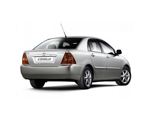 Установка ГБО на Toyota Corolla (Тойота королла) 1.5 90Hp