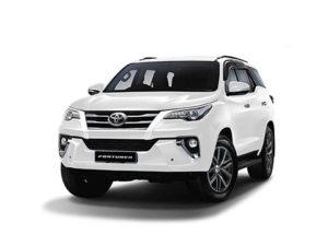 Установка ГБО на Toyota Fortuner 2.7 160Hp