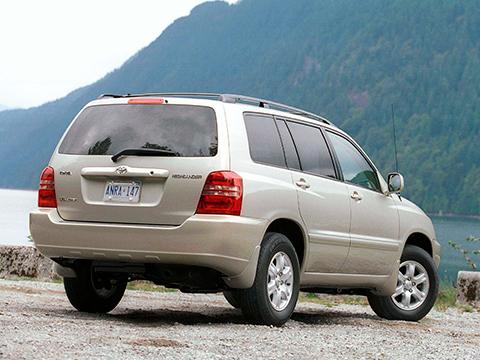 Установка ГБО на Toyota Highlander 3.0 223Hp V6