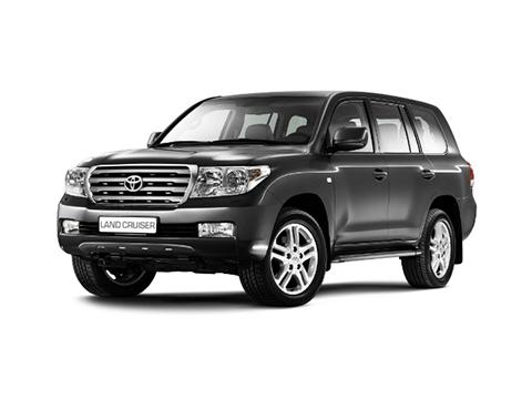 Установка ГБО на Toyota Land Cruiser 200 4.7 288Hp V8