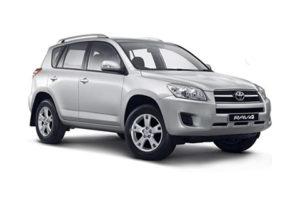 Установка ГБО на Toyota RAV 4 (Тойота Рав 4 )150Hp Днепр