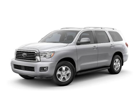 Установка ГБО на Toyota Sequoia (Тоета Секвоя)4.7 243Hp V8