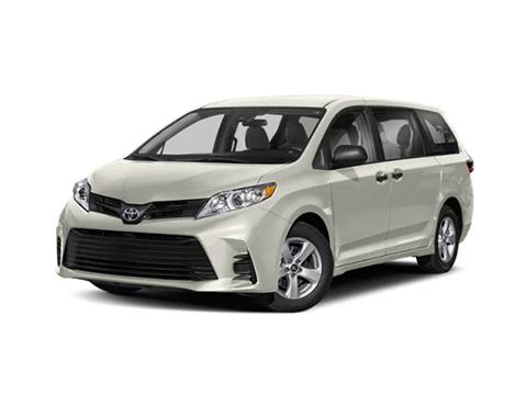 Установка ГБО на Toyota Sienna ( Тойота Сиена) 3.3 233Hp V6 Днепр