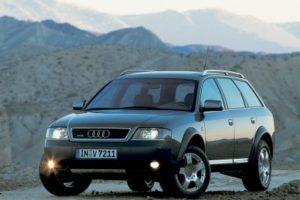 Установка ГБО на Audi Allroad Quattro 2.7 250Hp