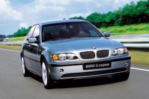 Установка ГБО на BMW 318 E46 143Hp Valvetronic