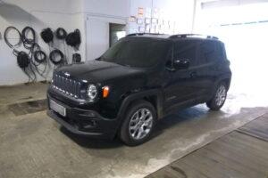 Установка ГБО на Jeep Renegade 2.4 Днепр