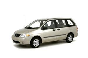 Установка ГБО на Mazda MPV 2.5 170 Hp V6