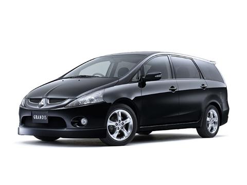 становка ГБО на Mitsubishi Grandis 2.4 165 Hp